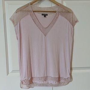 Express Tops - Express laced top